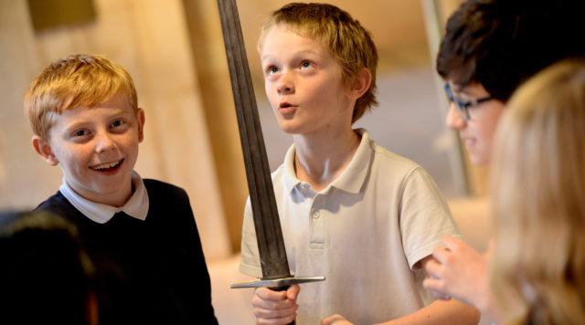 KRIII Knight-workshop-pupils-640x356